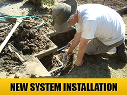 get in touch with us for full system installations